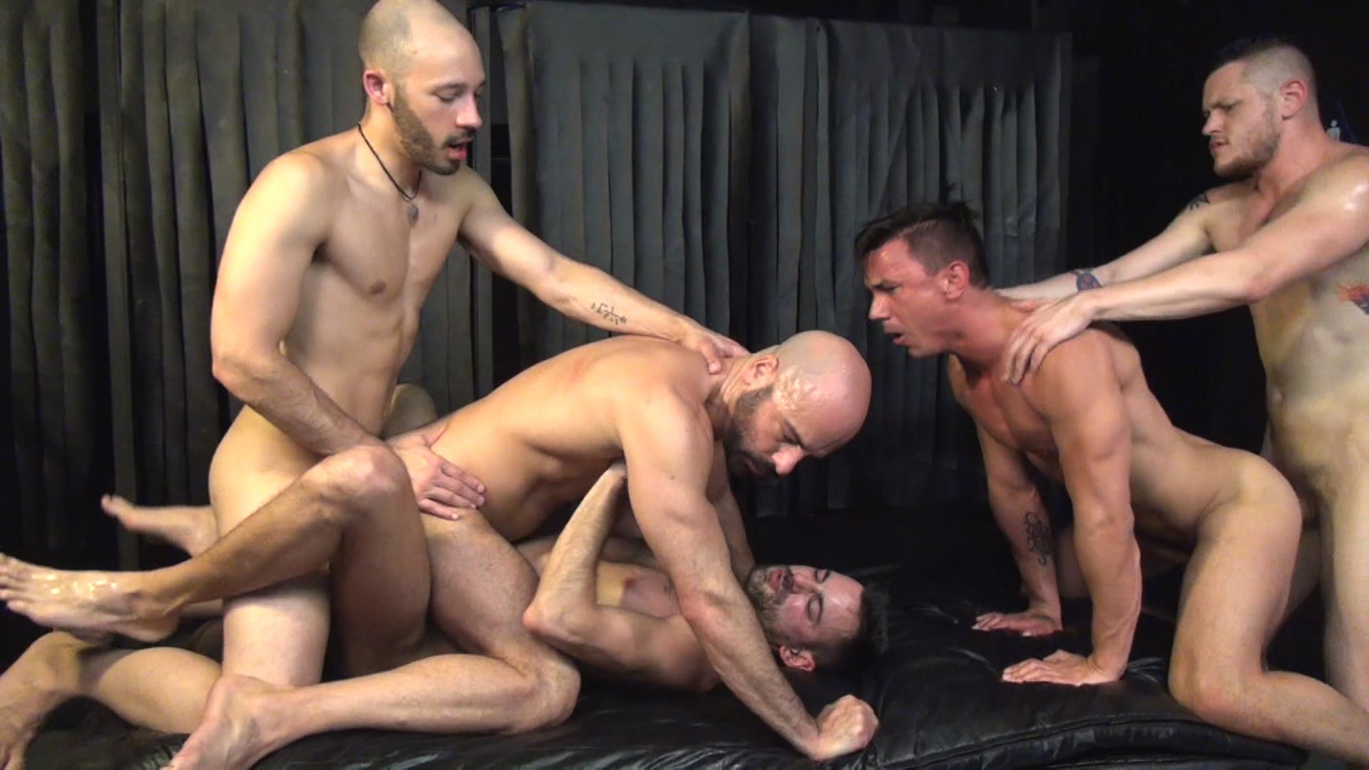 Raw-Fuck-Club-Blue-Bailey-and-Dylan-Strokes-and-Adam-Russo-and-Dean-Brody-and-Jay-Brix-Bareback-Orgy-Amateur-Gay-Porn-7 Adam Russo Getting Double Penetrated At A Bareback Sex Party