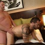 Stocky-Dudes-Colt-Woods-and-Zeke-Johnson-Chubby-Fat-Guy-Fucking-A-Hairy-Cub-Bareback-07-150x150 Chubby Guy With A Big Fat Cock Barebacks a Furry Cub
