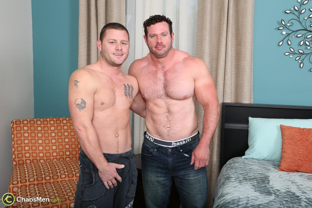 Chaosmen-Ransom-and-Wagner-Straight-Bodybuilder-Getting-Barebacked-Amateur-Gay-Porn-02 Hairy Straight Bodybuilder Gets Barebacked By His Bi Buddy
