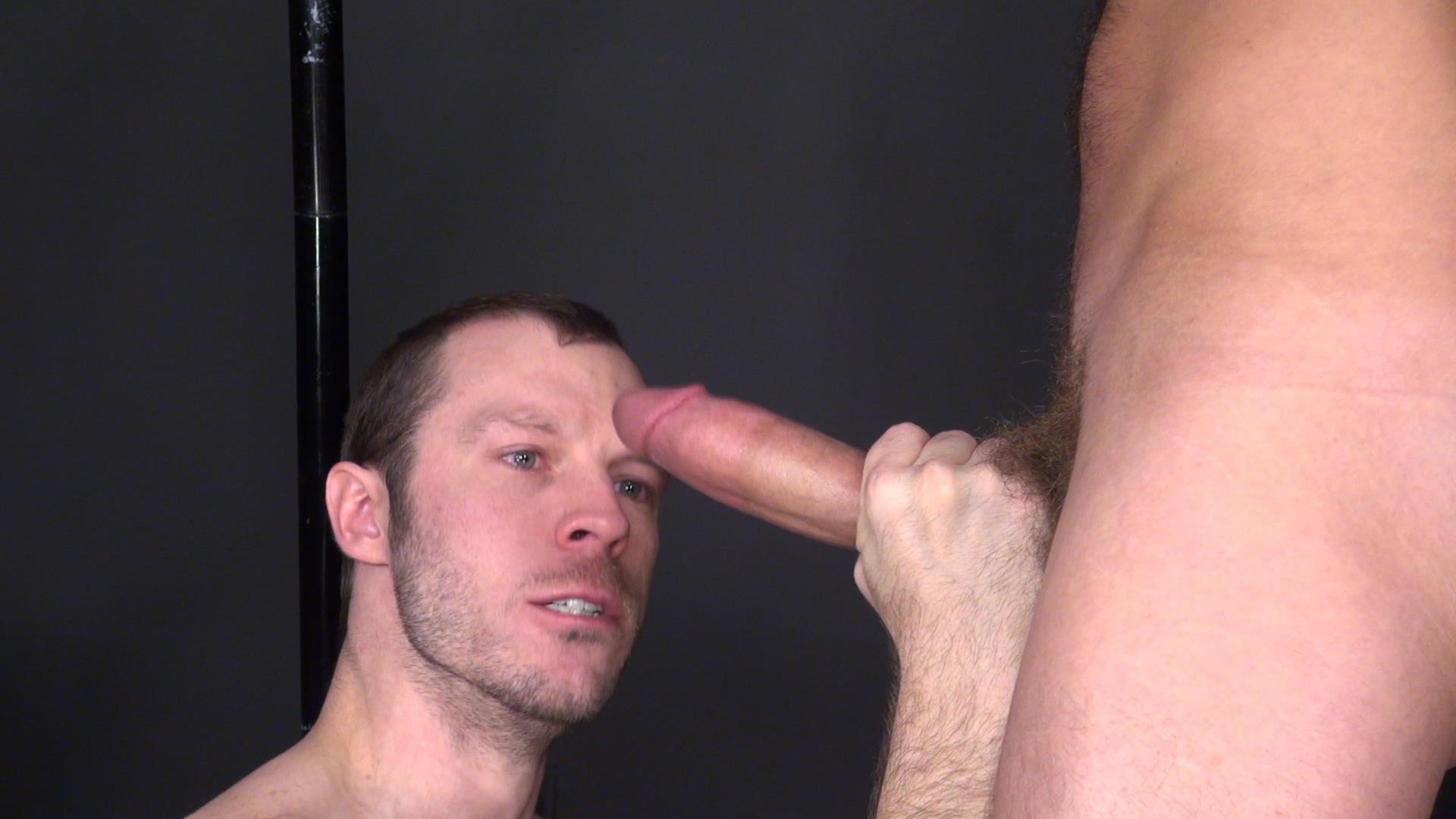 Raw-and-Rough-Blake-Dawson-and-Super-Steve-Horse-Cock-Bareback-Breeding-Amateur-Gay-Porn-12 Huge Cock Bareback Breeding A Tight Hole In A Sex Sling