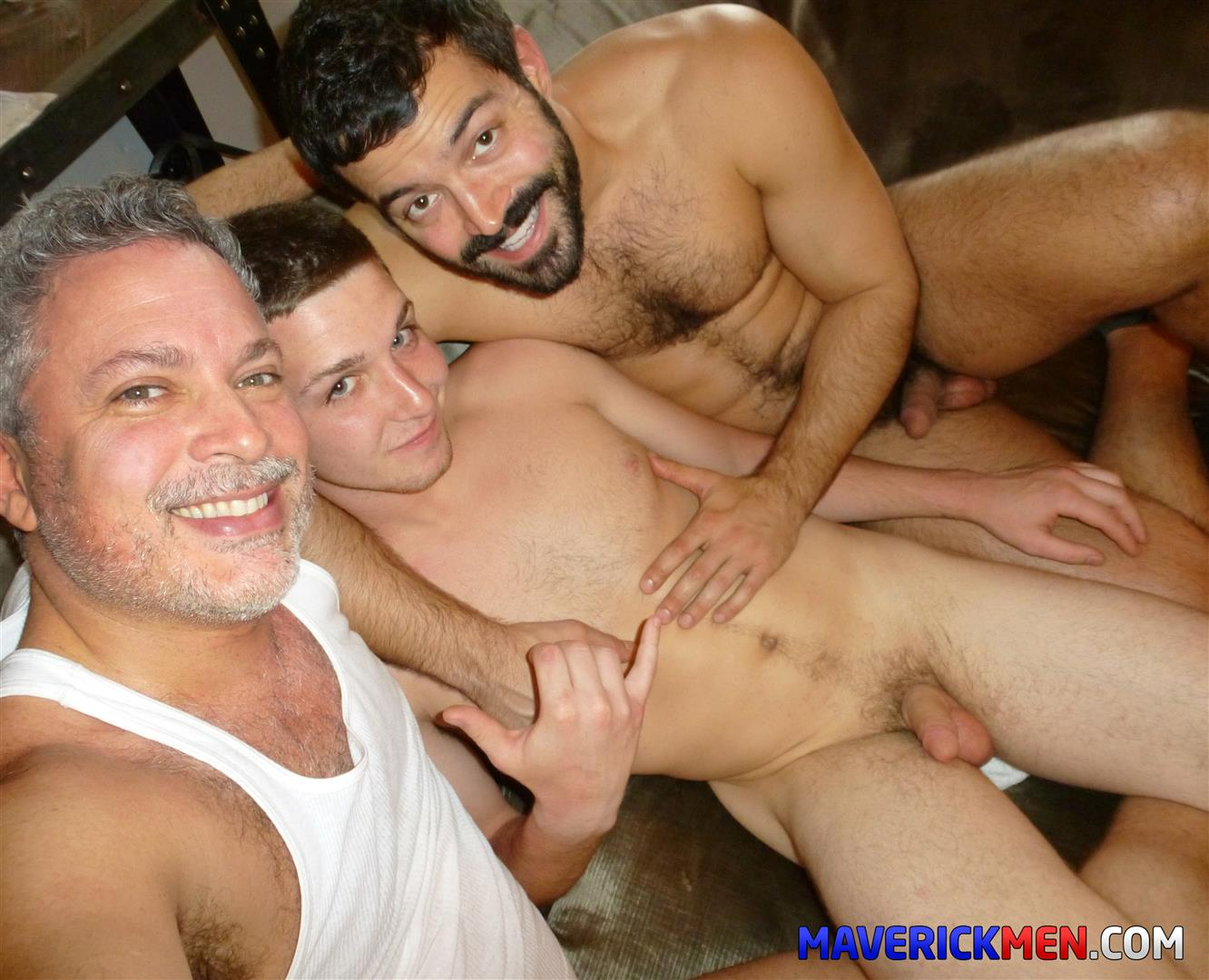 The-Maverick-Men-Tom-Hairy-Twink-Getting-Fucked-By-Two-Muscle-Daddies-Bareback-BBBH-Amateur-Gay-Porn-17 Straight Hairy Twink Gets Fucked By Two Muscle Daddies