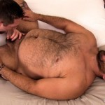 Stocky-Dudes-Dylan-Ventura-and-Evan-Ellis-Bear-and-A-Cub-Bareback-Amateur-Gay-Porn-05-150x150 Chubby Cub And A Hairy Muscle Bear In A Bareback Fuck