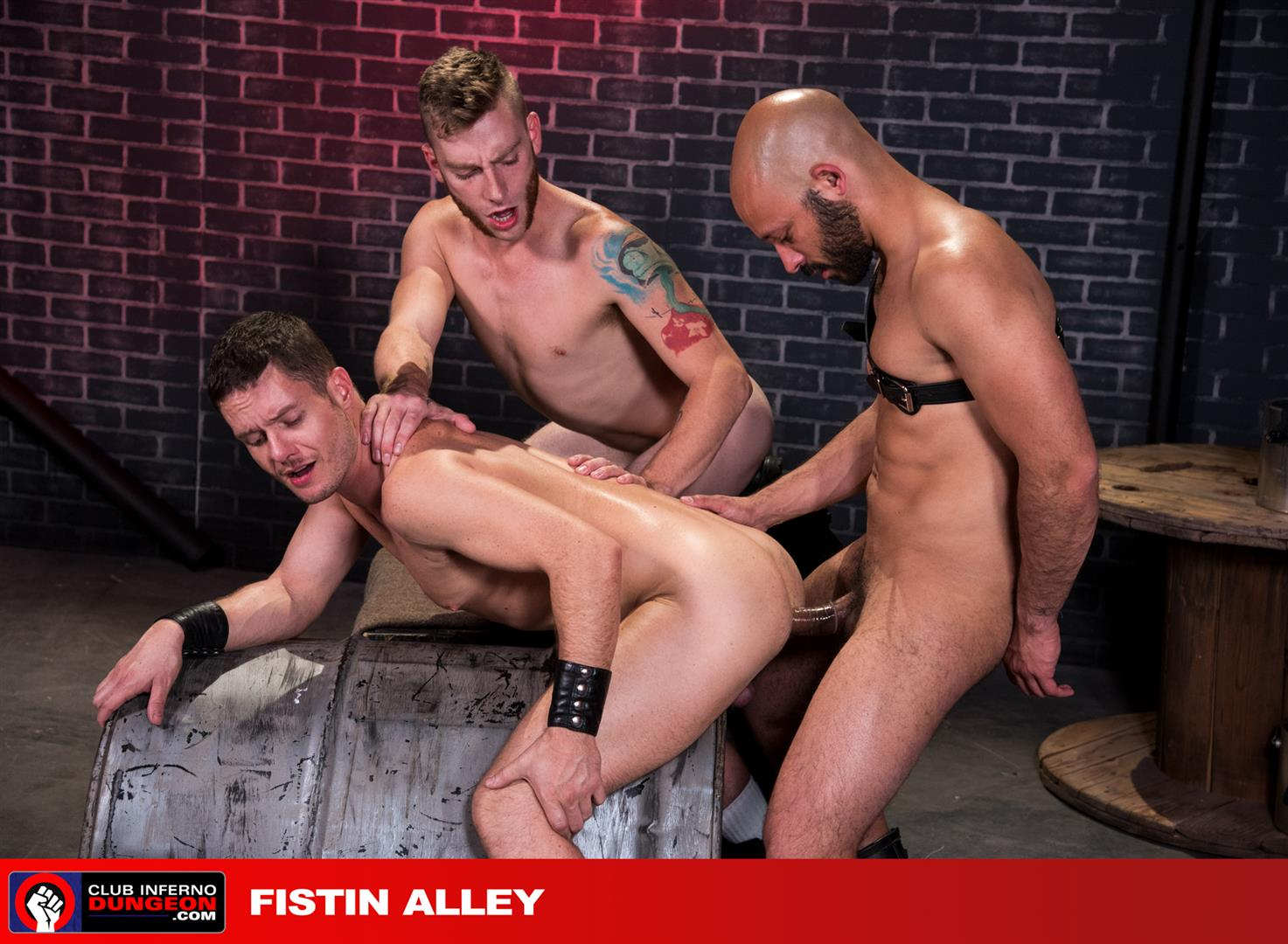 Club-Inferno-Dungeon-Sebastian-Keys-and-Dylan-Strokes-and-Ashley-Ryder-Fisting-06 Sebastian Keys and Ashley Ryder Get Their Asses Fisted