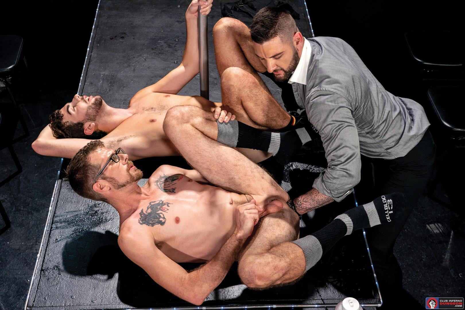 Club-Inferno-Dungeon-Teddy-Bryce-and-Noah-Scott-and-Alex-Killian-Guys-Getting-Fisted-13 Teddy Bryce Double Fisting Noah Scott and Alex Killian